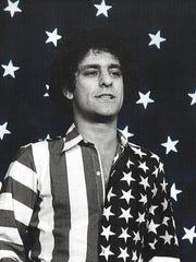 In 1968, activist Abbie Hoffman was arrested and convicted for wearing an American flag shirt.