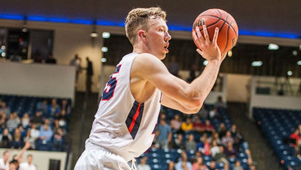 Belmont's Evan Bradds is one of the nation's top field