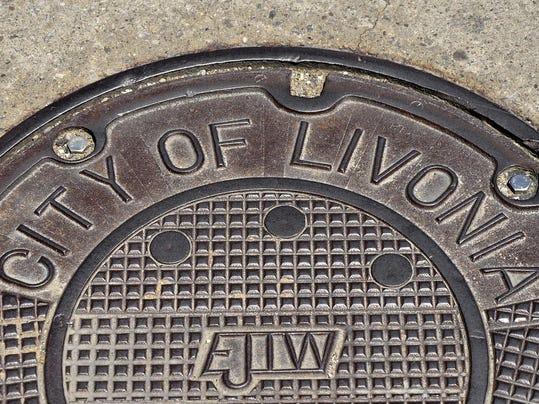 LIV manhole