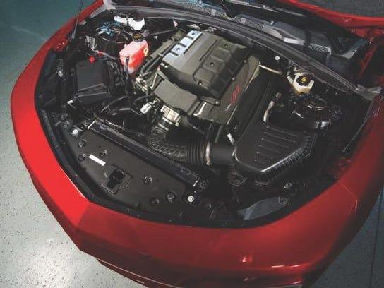 2016 Callaway Camaro C600 Engine