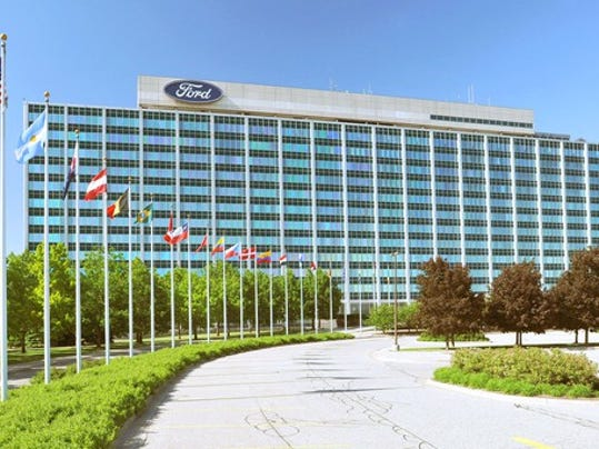 Ford To Slash 10 Of Salaried Jobs In North America Asia