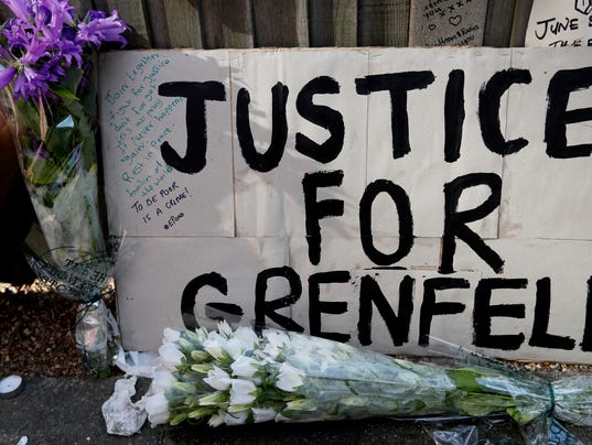 Grenfell Tower used banned insulation