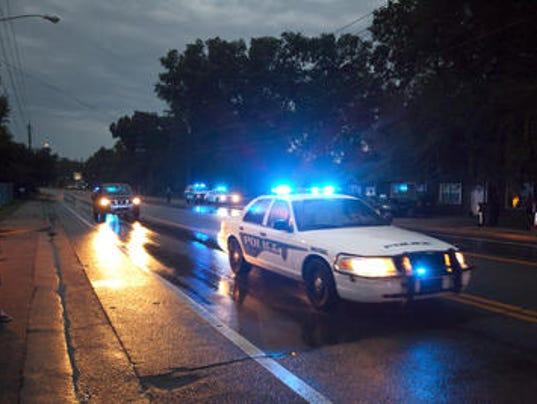 Tallahassee police car