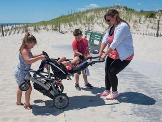 Beach access for all