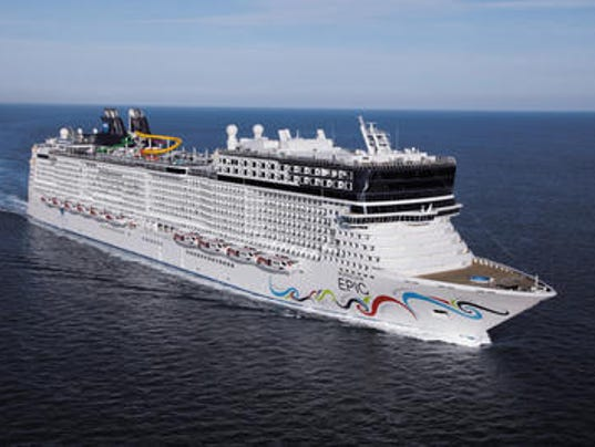 Norwegian Epic Cruise Ship Passenger Rescued After Falling Overboard - Cape canaveral cruise ship schedule