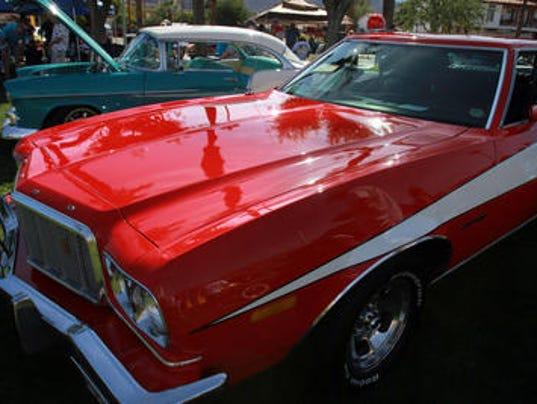 La Quinta Community Park Car Show