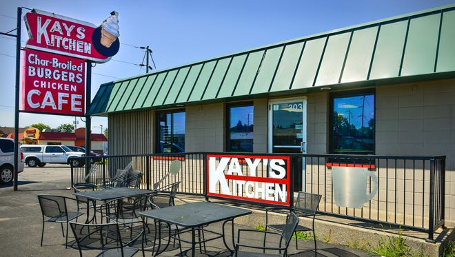 Kay's Kitchen sits at the intersection of Stearns County Roads 75 and 2 in St. Joseph, and will soon be opening a St. Cloud location at the Midtown Square Mall.
