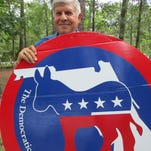 Dave Jacobsen is one of 17 delegates from Congressional District 2 who will be at the Democratic National Convention.