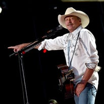 Alan Jackson to return to Resch on Oct. 27