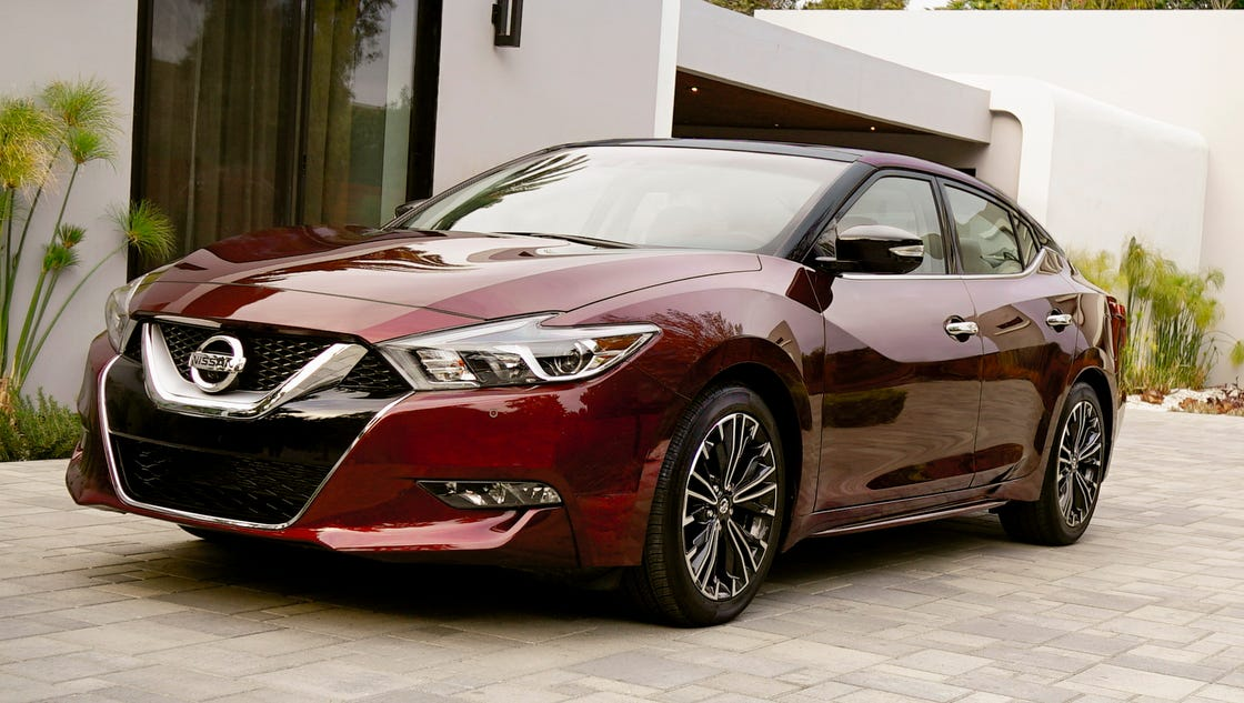 2016 nissan maxima 4 door sports car. Black Bedroom Furniture Sets. Home Design Ideas