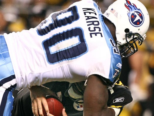 <b>By JIM WYATT</b> | <b>THE TENNESSEAN</b> | Every NFL draft class includes its booms and busts. Here's my all-time Titans draft of the best picks in each of the seven rounds of the 15 drafts since the franchise changed its name from Oilers: