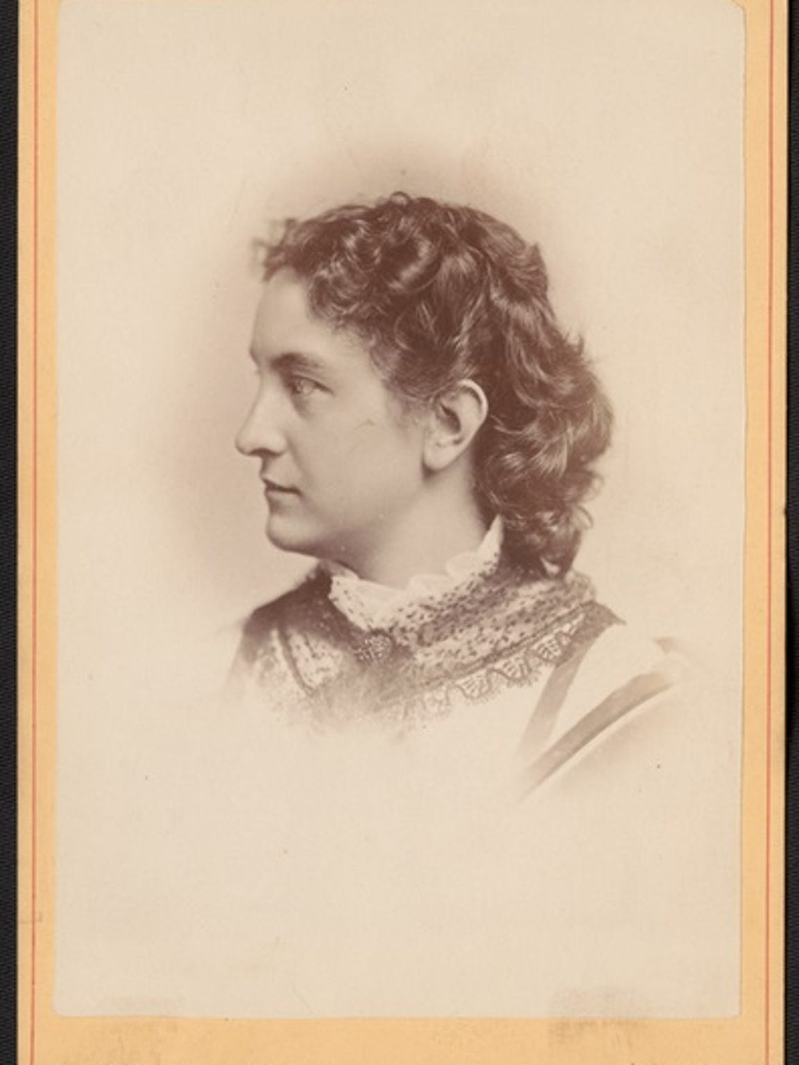 Emma Sheffield Eastman, class of 1873, was the first