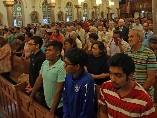 1. Port Chester Catholic Mass
