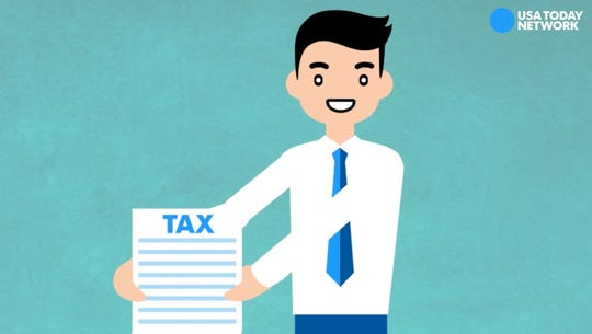 Comparing average property taxes for all 50 states and D.C.