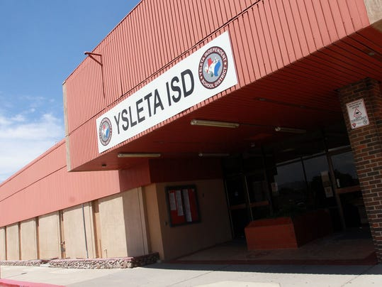 The YISD Administration and Cultural Arts Center.