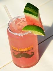 "Papa Grande's ""Watermelon Margarita"", Located in Rehoboth Beach. Aug. 25, 2016."