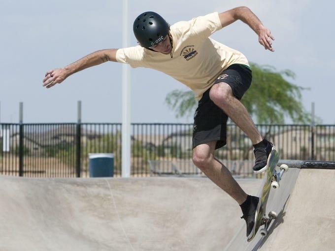 4/27: Skatefest | Surf some of Goodyear's finest concrete