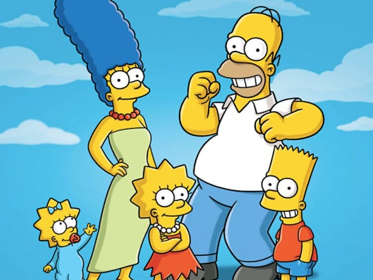 """The Simpsons"" begins its 28th season on Sunday."
