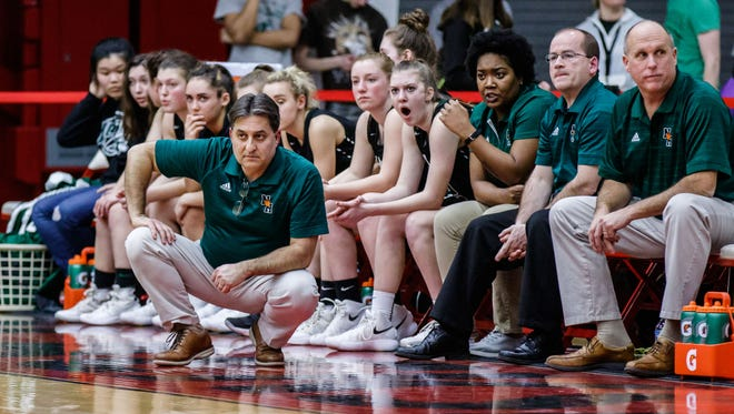 West Allis Hale coach George Sotiros led his team to the Greater Metro title and a sectional semifinal berth. He is the Journal Sentinel's area coach of the year.