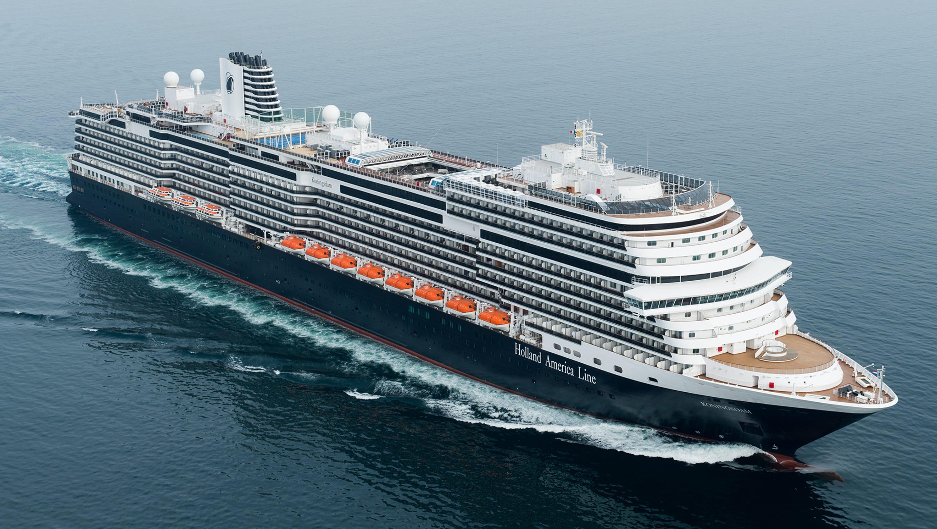 001 Koningsdamhal Credit Cruise Ship Tours Holland America