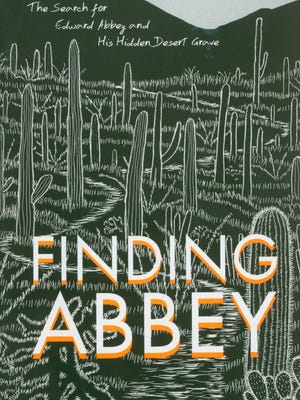 """Finding Abbey""  by Sean Prentiss, is the History/Biography category winner of the 2015 National Outdoor Book Awards."