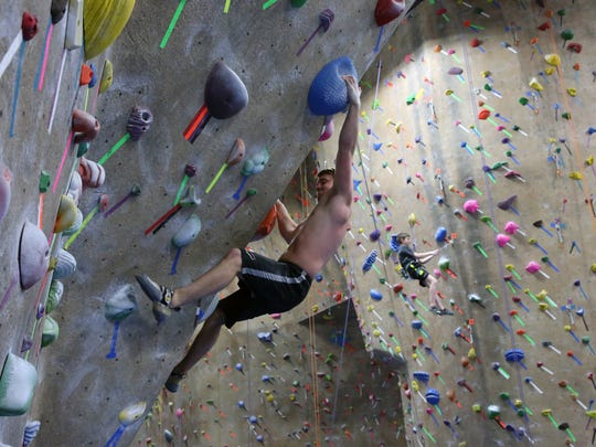 The Gravity Vault is an indoor rock gym located in Chatham and Middletown.