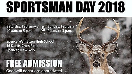 Spencer-Van Etten High School will host its annual Sportsman Day Feb. 3 and 4.