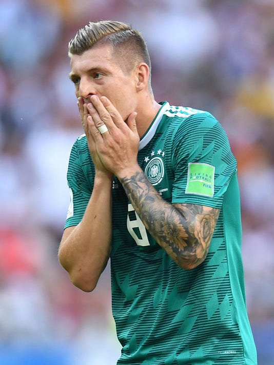 world cup 2018 germany knocked out mexico survives