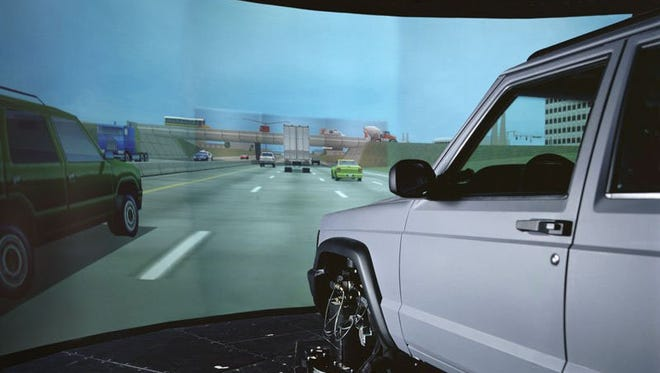 Driverless cars, like the ones approved in Iowa City recently, were part of a survey conducted by Pew Research Center this month. The survey asked experts what they thought of a future during which driverless cars and artificial intelligence were prevalent. The results were nearly split.