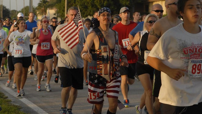 The annual Firecracker 5K will kick off the Running Zone's race series season on the Fourth of July.