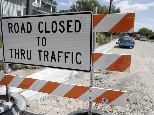 Under Neenah's current system, abutting property owners face special assessments for street reconstruction projects. The assessments can total thousands of dollars.