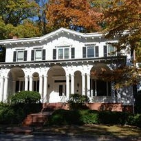 Historic Beattie House to be sold to Greenville couple