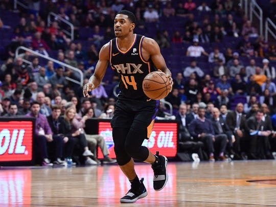 The Grizzlies acquired point guard De'Anthony Melton in an offseason trade.