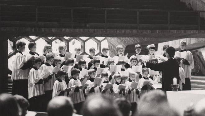 The first performance of The St. John's Boys' Choir was in August 1981.