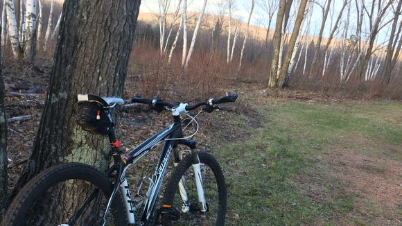 Mountain bike season opened at Nine Mile County Forest