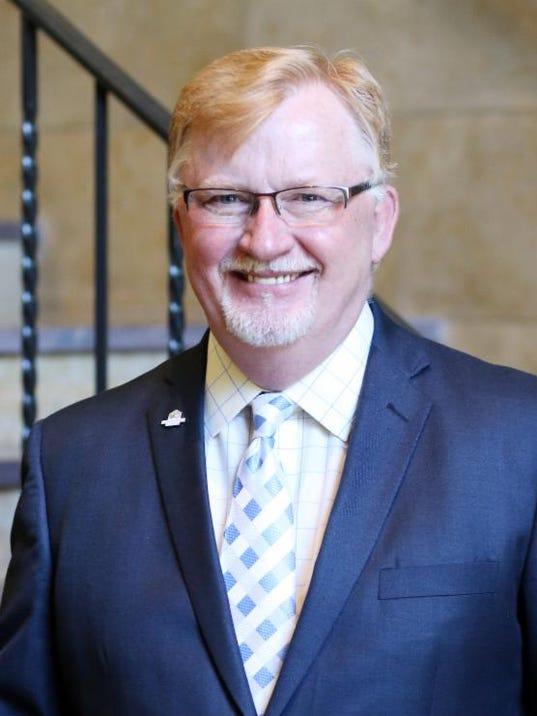Iowa Finance Authority Director Dave Jamison