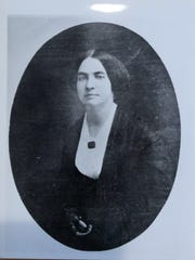 Sisters Abigail (pictured) and Delia Rogers created