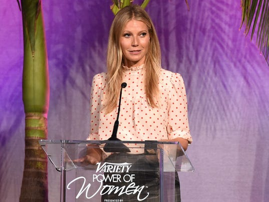 Variety's Power of Women Presented by Lifetime, Inside, Los Angeles, USA - 13 Oct 2017