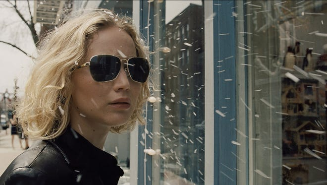 "In David O. Russell's ""Joy,"" Jennifer Lawrence portrays Miracle Mop inventor Joy Mangold."