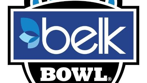 The Belk Bowl brings the teams playing in the game to Belk department stores for their bowl gifts.