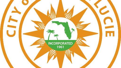 Port St. Lucie logo