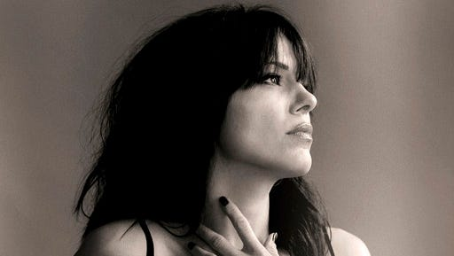 """This cover image released by Verve shows """"Life Love Flesh Blood,"""" a new release by Imelda May."""