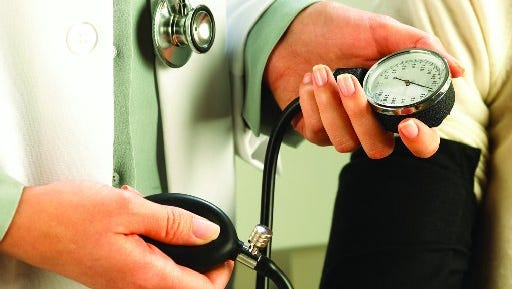 VNA offers blood pressure  and blood screenings in Indian River County.