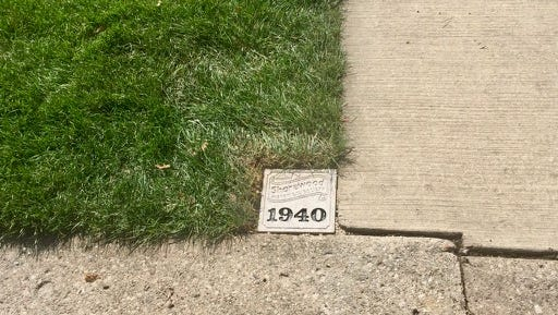 "The Shorewood Historical Society wants homeowners to purchase a small granite ""birthday marker"" commemorating the year their house was built. The small plaque will be installed near the sidewalk of each home."