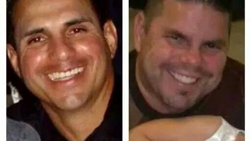 Family members said brothers Robert Tisnado (left) and Gibby Tisnado were two of the four victims who died in the DuPont chemical plant in LaPorte, Texas, Nov. 15, 2014.