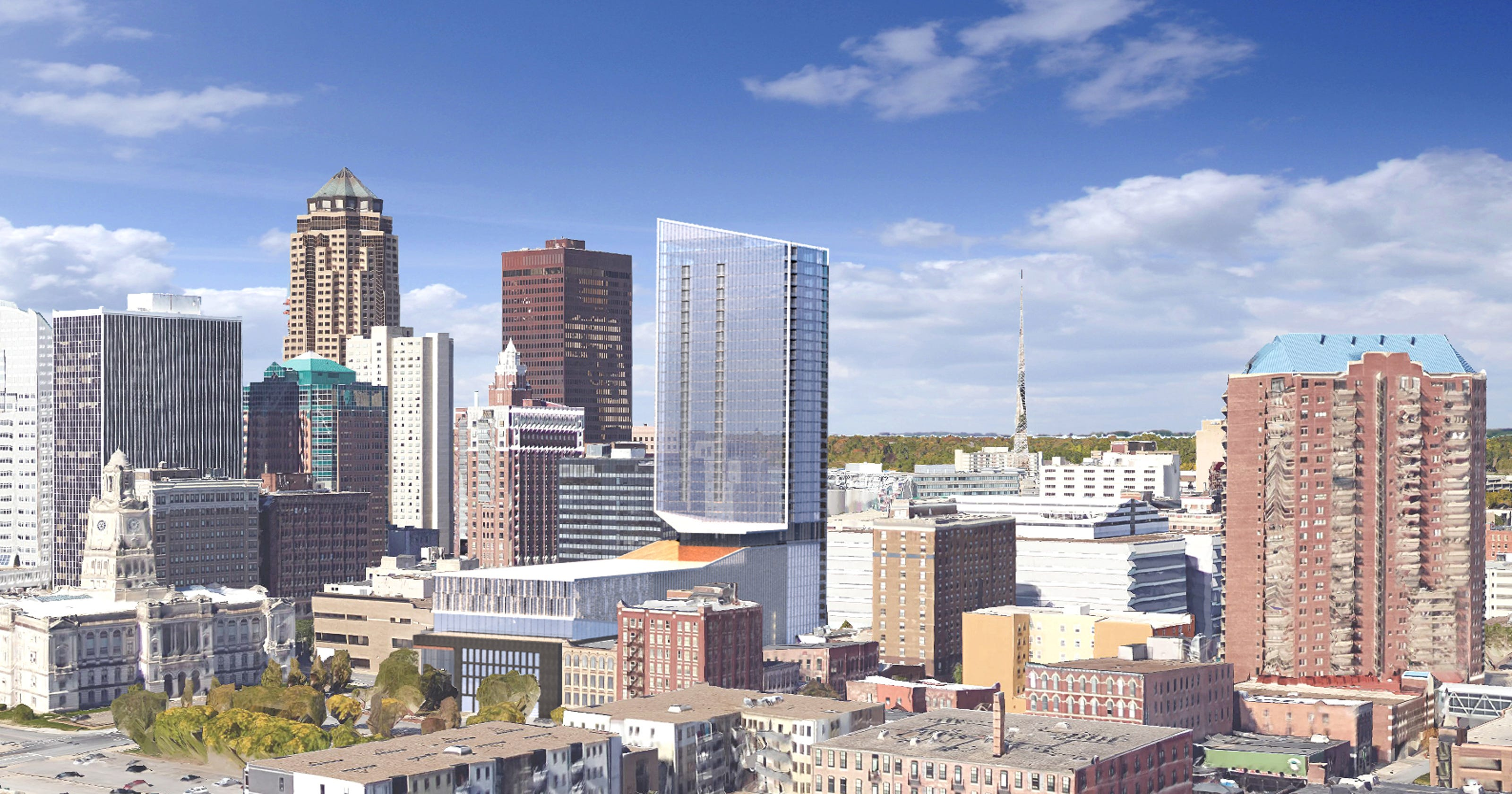 what s your vision for des moines in 25 years