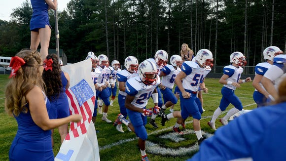 West Henderson's Aug. 25 home game against Hendersonville will be shown on live TV.