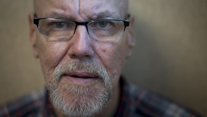 James Martz is receiving medication, physical therapy and chemotherapy to treat his cancer at Circle the City's Medical Respite Center in Phoenix.