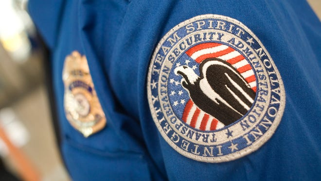 TSA officers may look the part, but they aren't cops.