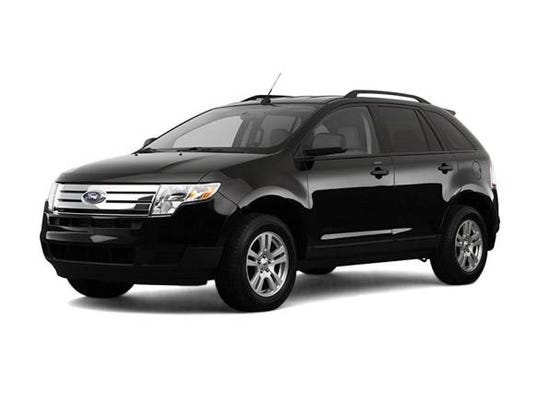 Police are searching for the victim's 2007 black Ford Edge, Delaware license plate PC71928 (This is not an image of Oletha Willingham' actual vehicle).